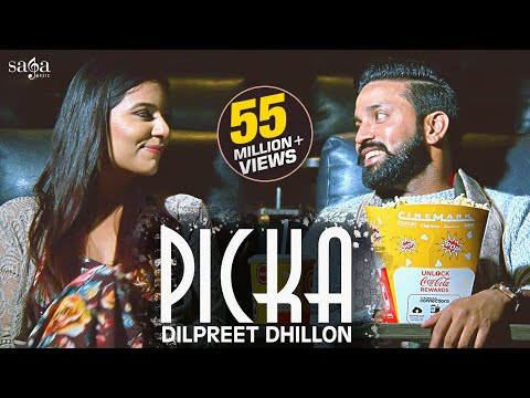 Dilpreet Dhillon - Picka | Aamber Dhillon | Desi Crew |New Punjabi Songs 2019 | Saga Music