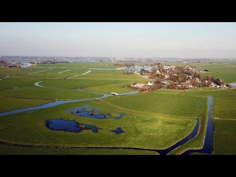 Vogelvlucht Oud Ade, Boterhuispolder