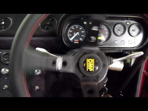Escort mk1 - Corsa electric power steering test