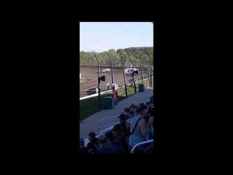 USRA B Mod Heat Race Spring Valley MN 05 25 19