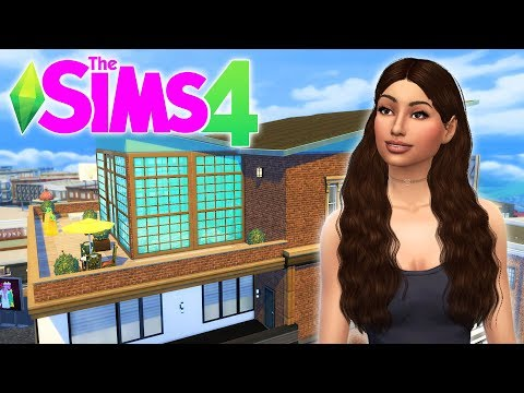 BUYING AN APARTMENT!! (The Sims 4)