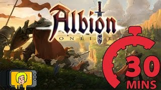 YOUR FIRST 30 MINS IN ALBION ONLINE