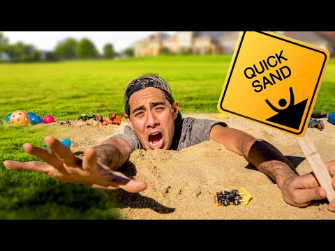 Sinking in Quicksand - Magic Makers Episode 1