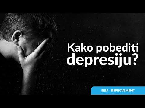 Kako Pobediti Depresiju? | 3 Tehnike