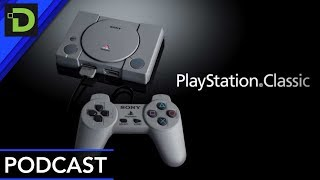 Which Games Should Be On The PS1 Classic? | Dark Pixel Podcast: Ep. 123