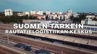 Logistiikka- ja rautatiealan koulutus Kouvolassa