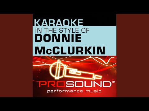 Holy Holy Holy (Karaoke Instrumental Track) (In the style of Donnie McClurkin)