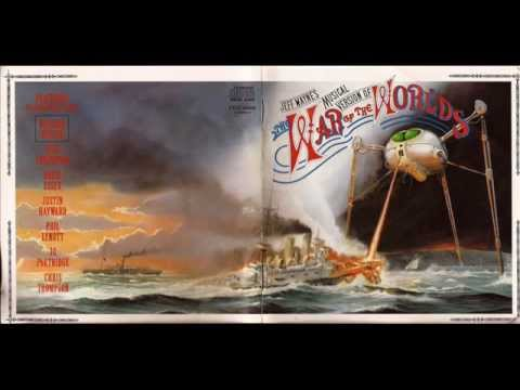The War of the Worlds - Jeff Wayne's Musical Version - Full Musical
