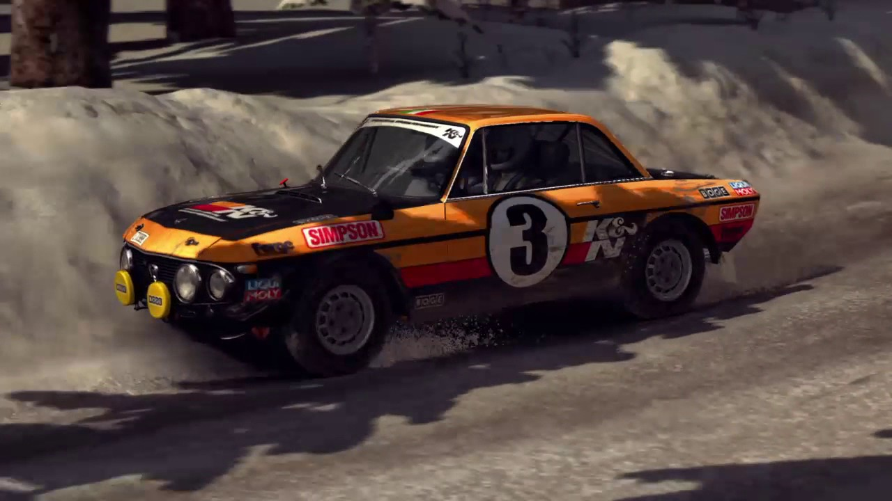 dirt rally fwd fun in snow good start bad finish youtube. Black Bedroom Furniture Sets. Home Design Ideas