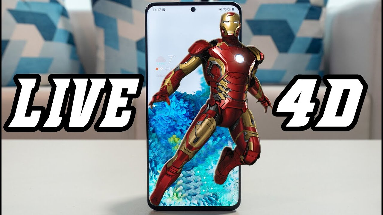 Super AMAZING 4D Wallpapers For Android Phones 2020! - YouTube