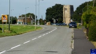 Cowbit Village To Crowland - A Walk Along The River Welland - Lincolnshire - 1080p