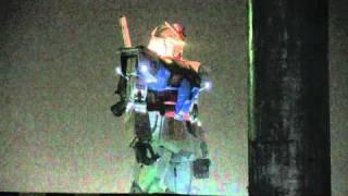 GREEN TOKYO ガンダムプロジェクト Presents Light×Music Nights 20090822223626. 4