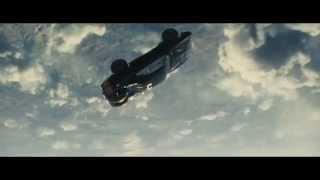 Новый официальный фантастический трейлер Форсаж 7 (Furious 7)/ на английском, не на русском языке