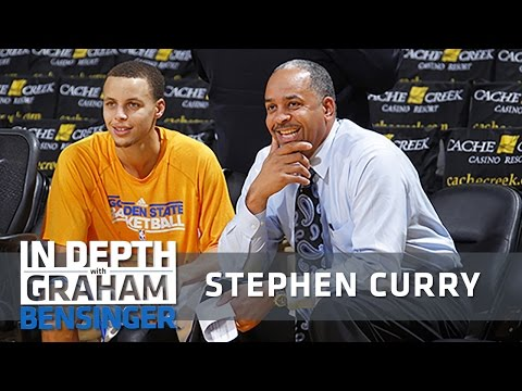 Steph Curry: My dad beats me in HORSE