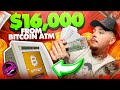Cashing Out Bitcoin Using ATMs: Popular Youtuber Successfully Turns $16K in BTC Into Cash