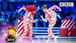 Joe Sugg and Dianne Buswell strut their stuff again! - Christmas Special | BBC Strictly 2019