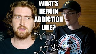 What's Heroin Addiction Like? Heroin Addict with 7 Years of Sobriety Shares His Experience