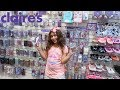 NO LiMiT NO BUDGET iPHONE CASE SHOPPiNG CHALLENGE AT CLAiRE'S!