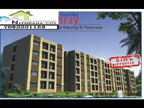 Anantraj Housing In Neemrana Rajasthan