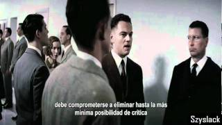 J. Edgar Hoover -- Official Trailer SUBTITULADO!!! -- HD