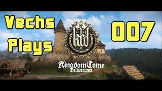 Kingdom Come Deliverance 007 Vechs the Town Guardsman