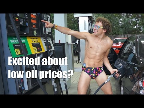 EXCITED ABOUT LOW OIL PRICES?  Spandy Andy