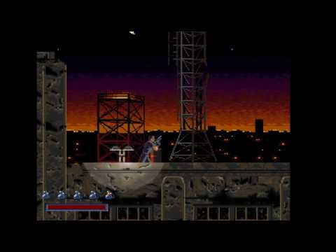 Demolition Man (SNES)