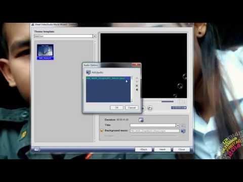 สื่อการสอนด้วยโปรแกรม Ulead VideoStudio