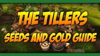 The Tillers Seed Information and Gold Guide using Spirit of Harmony - WoW: MoP