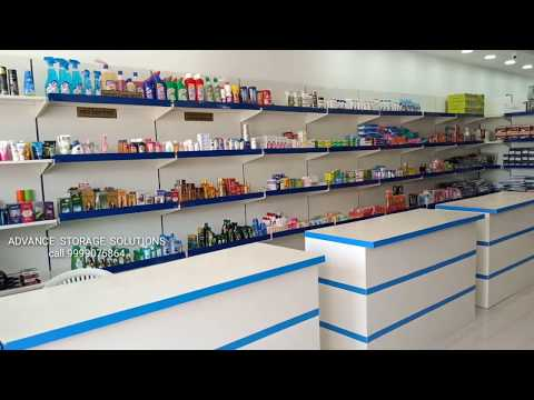 Racks for cosmetics shop and shoe shop | call 9999076864 | s