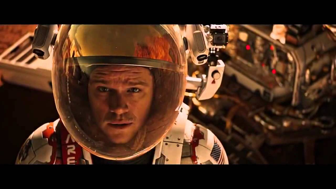 The Martian (Official Trailer Sub - Thai)