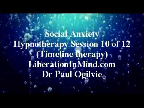 Social Anxiety-FREE Hypnotherapy 10 of 12
