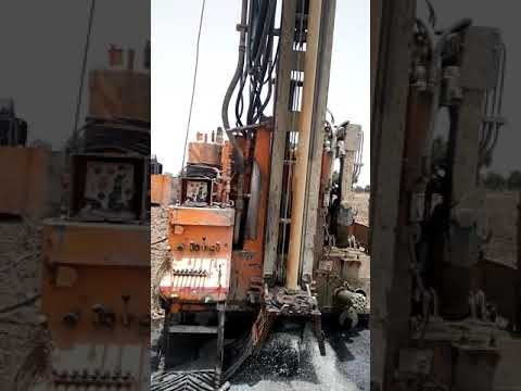 Drilling at Ajmer (RJ 01) Rajasthan : Got Full Water