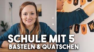 Einschulung 2019 ? basteln & quatschen I MEDM I Mellis Blog