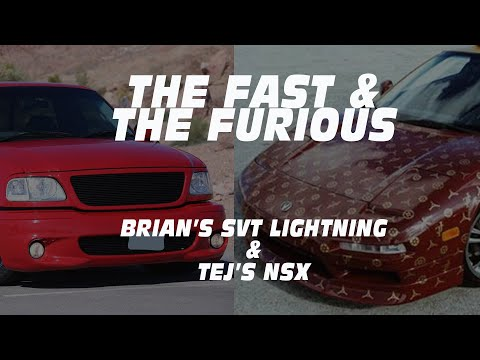 The Ford Lightning in Fast and Furious Almost Had a Bigger Role