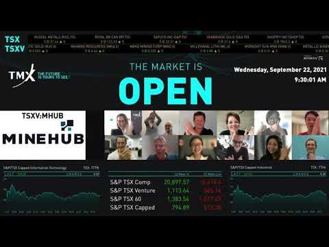 MineHub Virtually Opens the Market