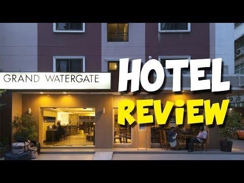 Grand Watergate Hotel Bangkok Review ( Bahasa ) / AWI WILLYANTO