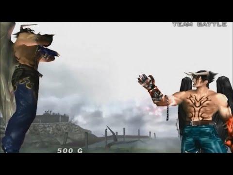 Tekken 5 Dark Resurrection Devil Jin All Intros Win Poses Youtube