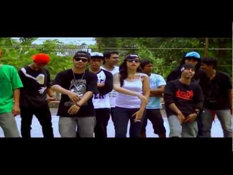 JIE RAP x WESD x BTK - Kimcil Gondolan (Official Music Video)