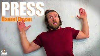 Daniel Bryan One Arm Bench Press (WITH CORE!)