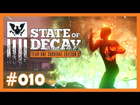 Let's Play State of Decay: YOSE #010 🏠 Captain Montressor 🏠 [Deutsch]