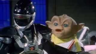Power Rangers Morphology: The Phantom Ranger Trailer 2