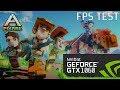 PixARK FPS TEST | NVIDIA GTX 1060 6GB | LOW / MEDIUM / HIGH / EPIC