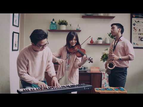 Anganku Anganmu (Raisa ft Isyana) Cover by Kezia ft. Desmond & Rio