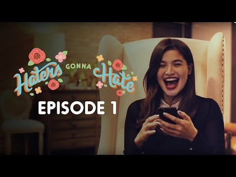 Haters Gonna Hate  Ep1 Anne Curtis, Solenn Heussaff and Gerald Anderson