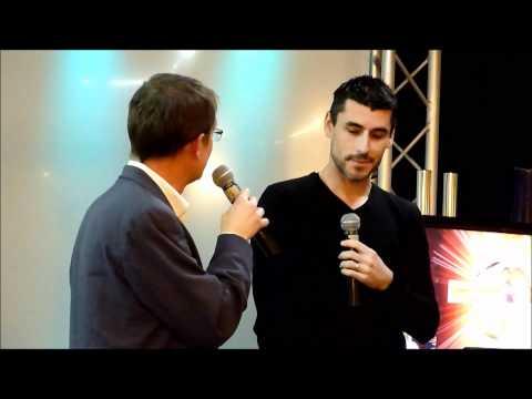 Julien Féret Europoussins 2012