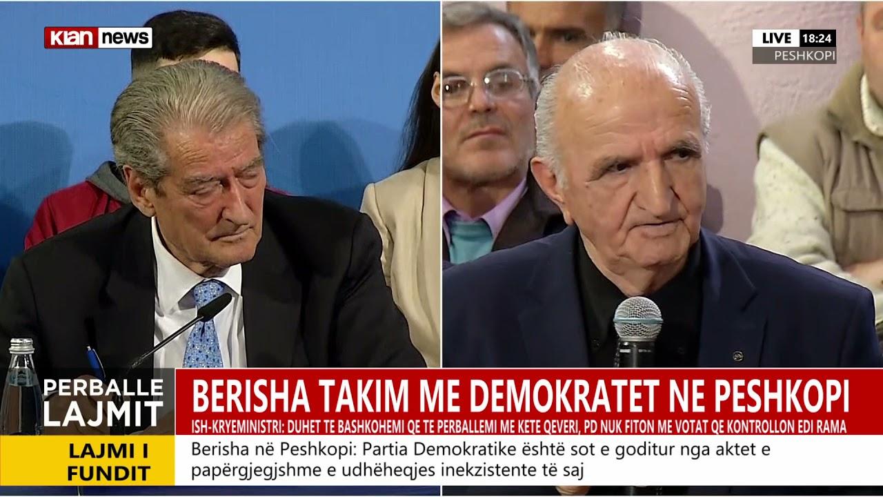 Download ''2 persona i kanë borxh Shqipërisë, Fatos Nano dhe ti  Sali Berisha''