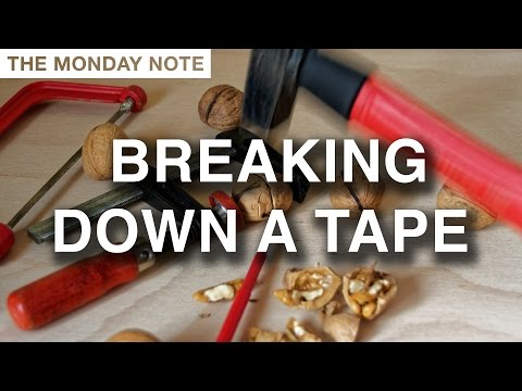 Breaking Down A Tape - The Monday Note