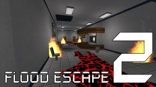 Roblox Flood Escape 2 (Map Test) | Forgotten Hospital [Insane] | By: Traxex16(Me!)