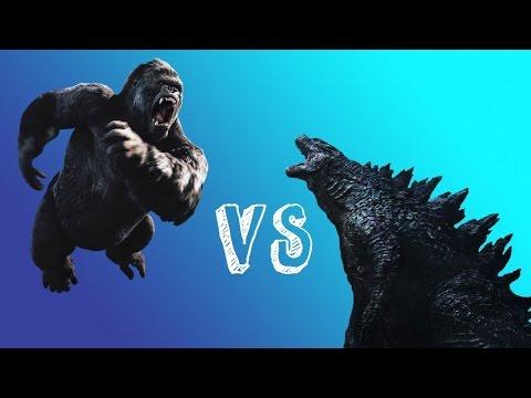 King Kong Vs Godzilla Fan Trailer (2020) | Doovi